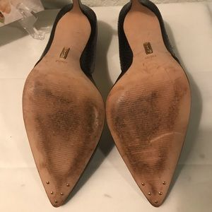 Louise et Cie Shoes - Louise et Cie Snake Embossed Heels